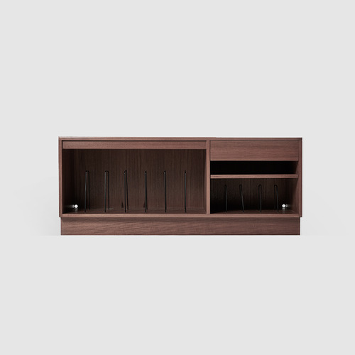 G-Plan Low Record Cabinet Media Unit
